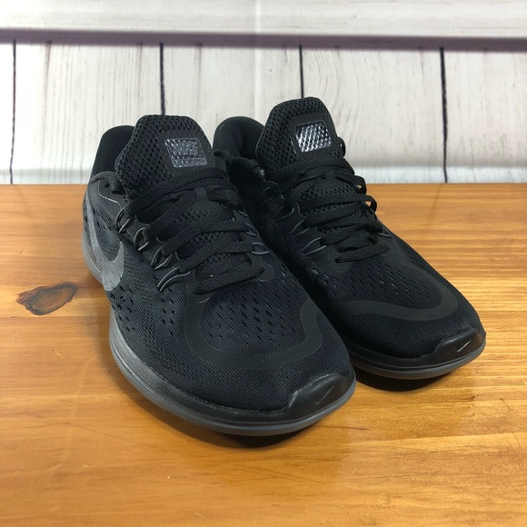 Running Black Poshmark Flex Nike ShoesSolid Xkw80OnP